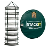 STACK!T Drying Rack w/Clips 2 ft