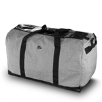 Midnight Express Large Duffle Gray