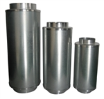 Phresh Duct Silencer 6 in x 18 in
