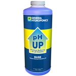 GH pH Up Liquid Quart (12/Cs)