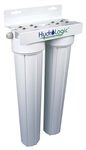 Hydro-Logic Tall Boy De-Chlorinator and Sediment Filter