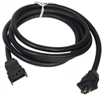10 ft Lamp Extension Cord - 16 Gauge