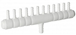 12 Outlet Plastic Air Divider