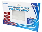 "Active Aqua Submersible Pump Filter Bag, 10.5"" x 13.125"""