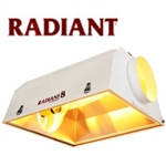 "Radiant 8"" Air Cooled Reflector Unit (includes lens)"