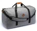Revelry Supply The Continental Large Duffle, Crosshatch Grey